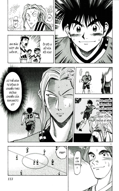 Fantasista chap 41 trang 6