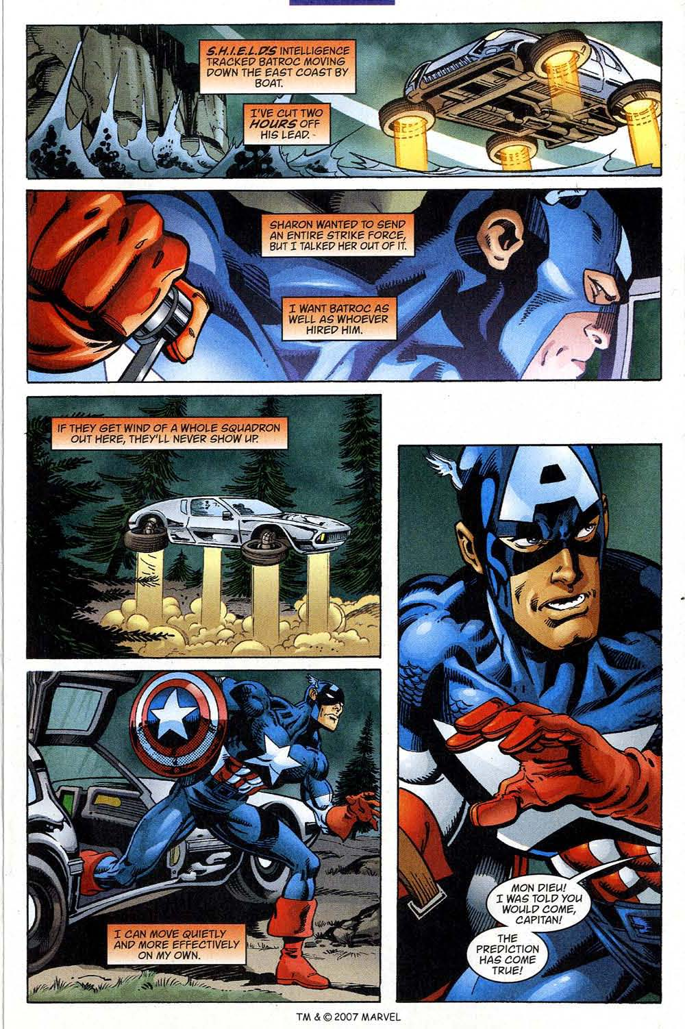 Captain America (1998) Issue #41 #48 - English 17