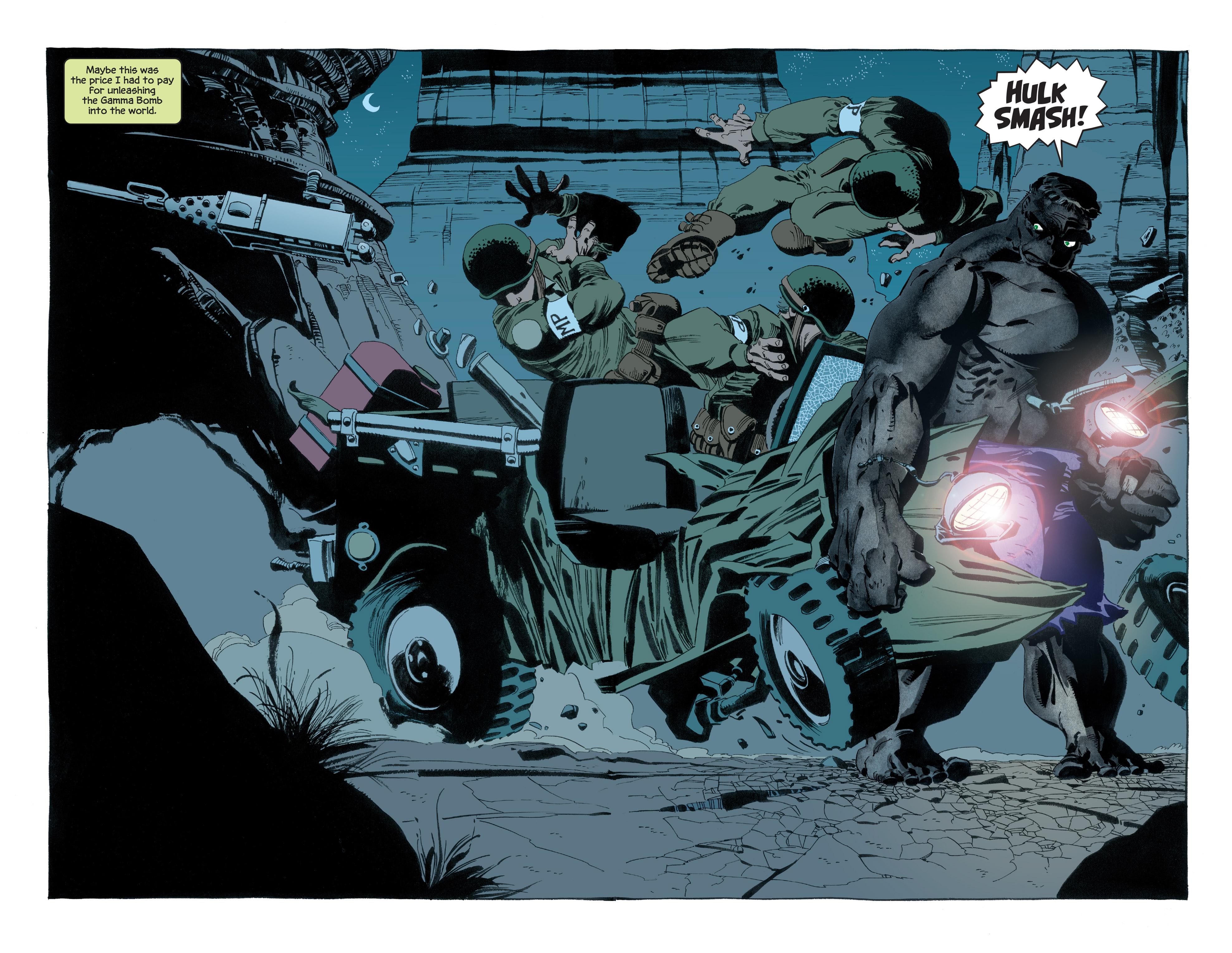 Read online Hulk: Gray comic -  Issue #1 - 17
