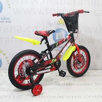 Sepeda Anak Erminio 2301 New BMX 16 Inci