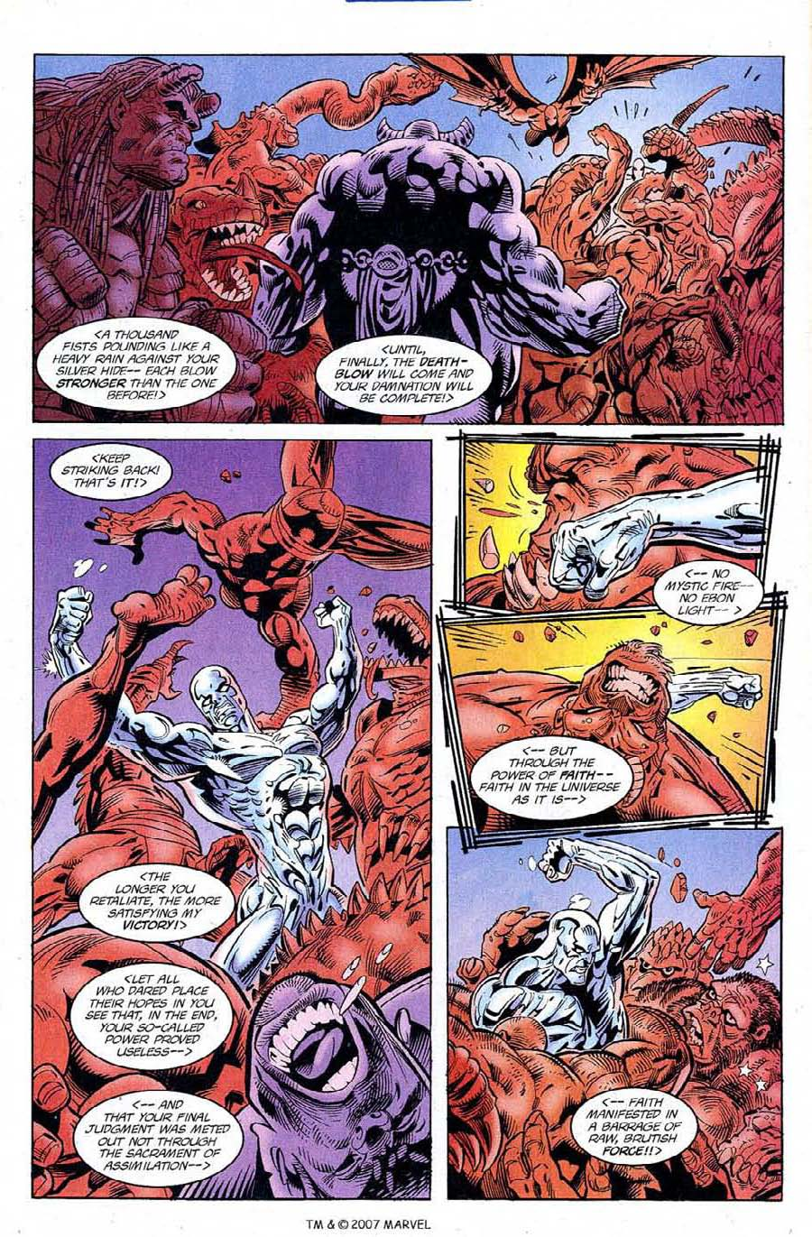Read online Silver Surfer (1987) comic -  Issue #120 - 15