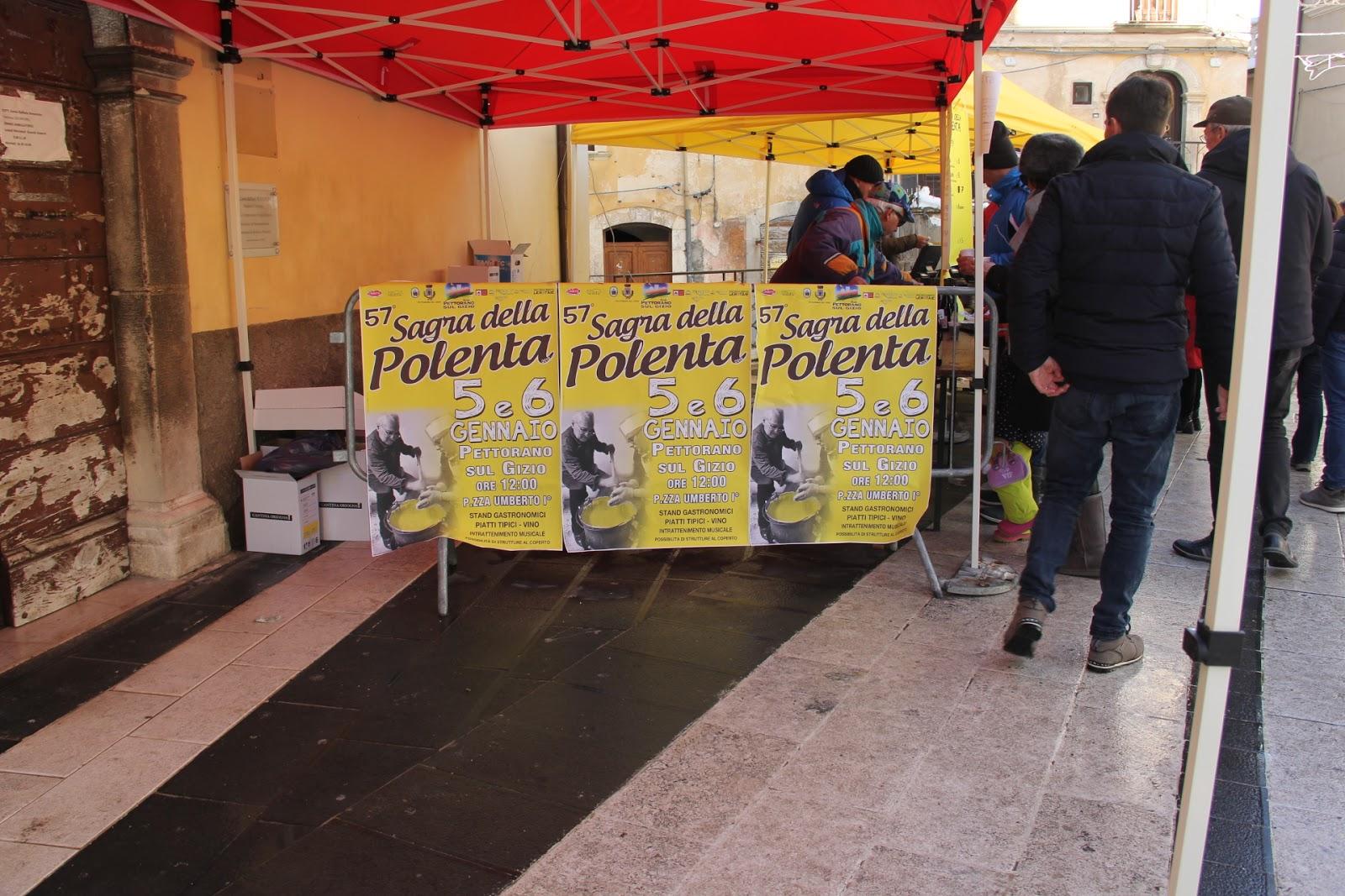 Transiberiana Dabruzzo Calendario 2020.Centroabruzzonews La Sagra Della Polenta Rognosa Compie 57 Anni