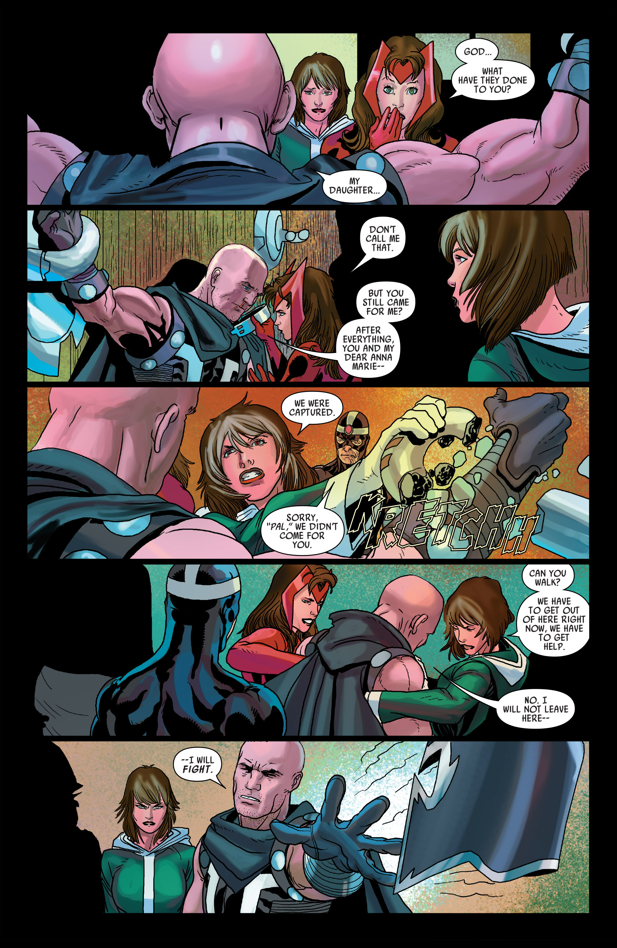 Read online Uncanny Avengers (2012) comic -  Issue #24 - 19