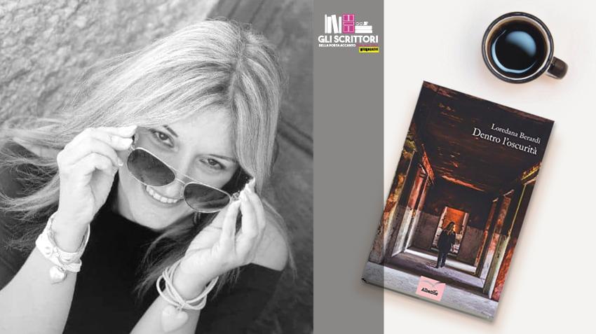 Scrittori, intervista a Loredana Berardi