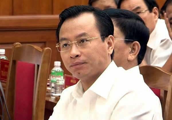 Nguyễn Xuân Anh (nguyên UVTƯ, BT Thành ủy Đà Nẵng), bị cách chức