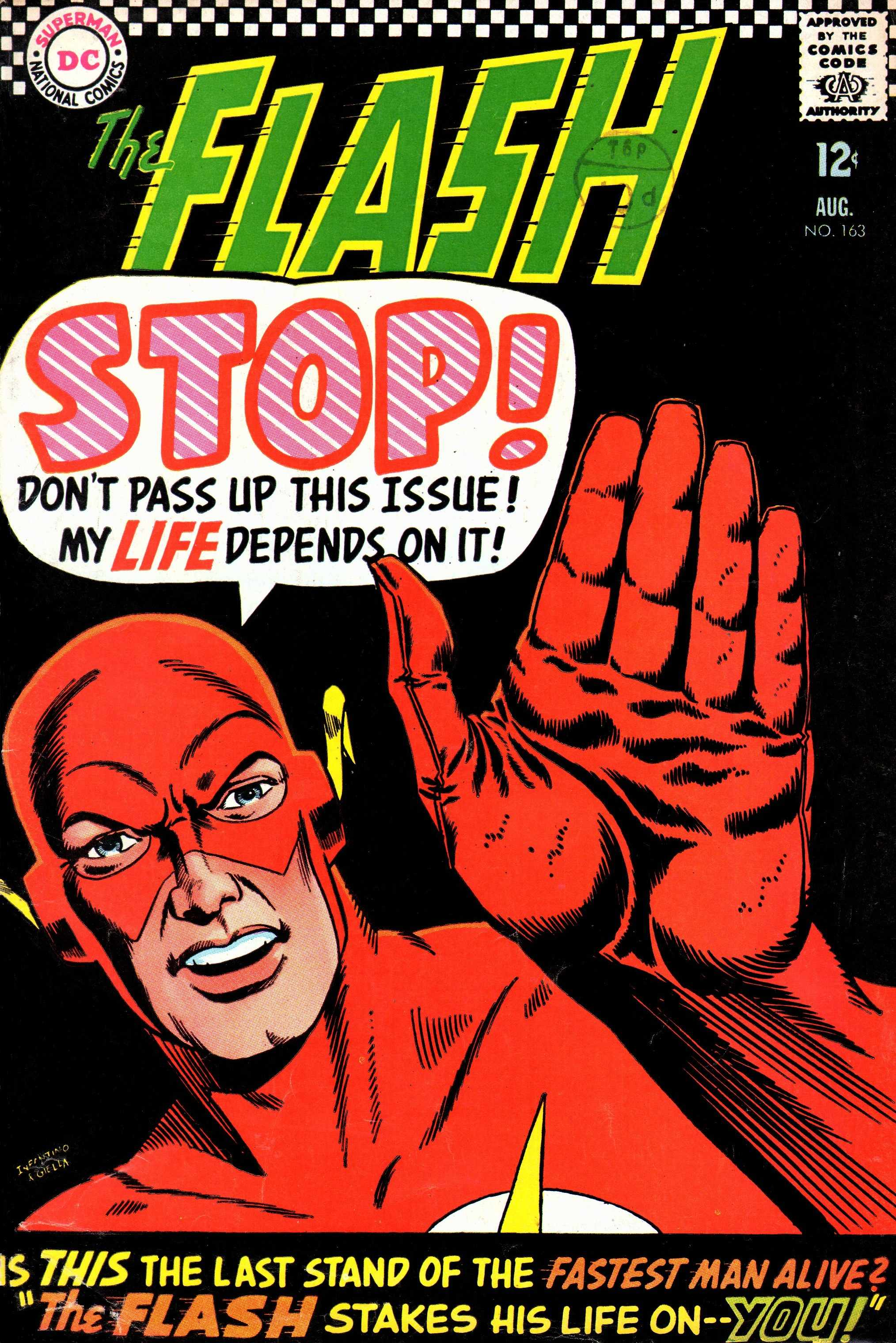 The Flash (1959) 163 Page 1