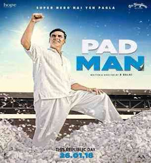 Pad Man (2018) Full Hindi Movie