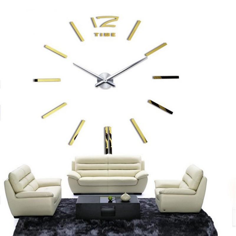 Jam Dinding 3 Dimensi Untuk Mempercantik Ruangan Anda 350d3ee788