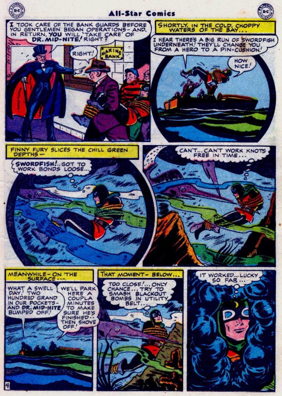 Read online All-Star Comics comic -  Issue #34 - 19