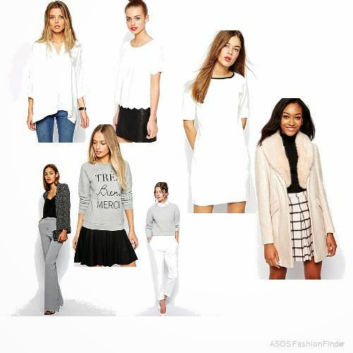 Workwear: Winter White