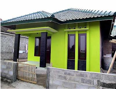 warna cat dinding luar rumah yang cerah 6