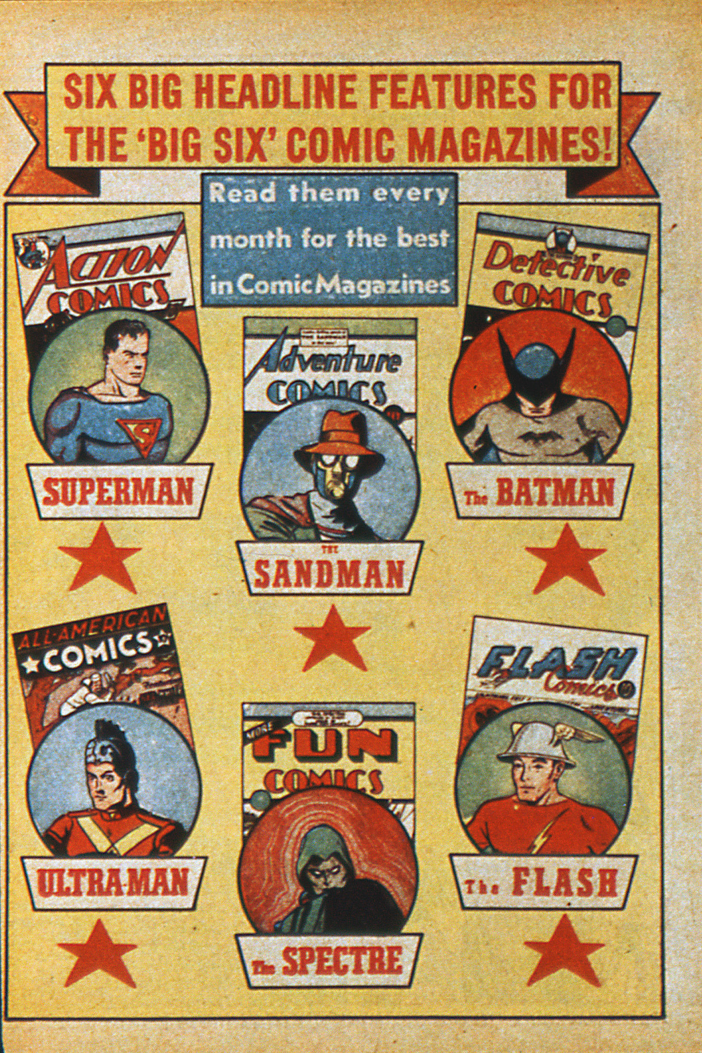 Read online Detective Comics (1937) comic -  Issue #36 - 66