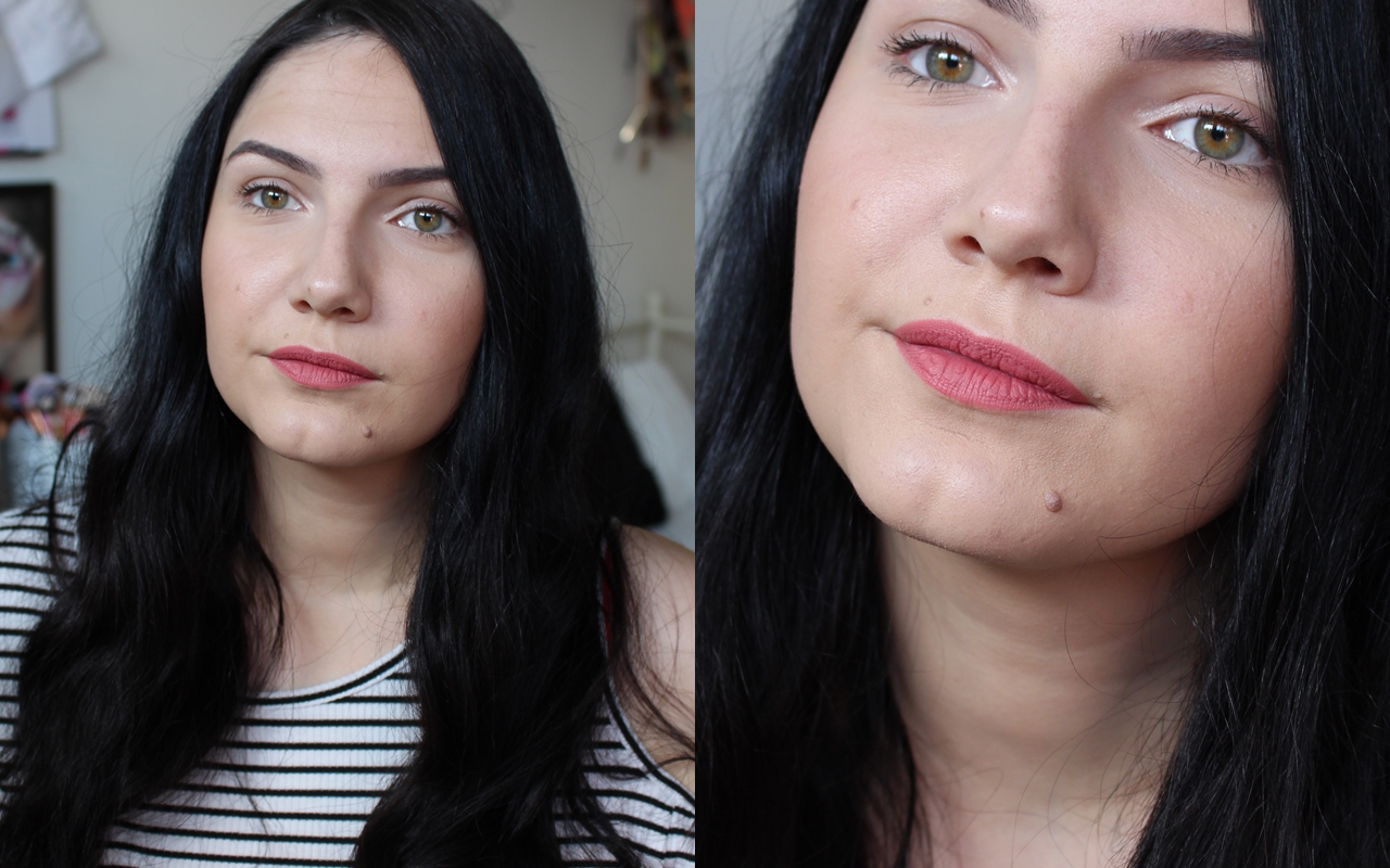 Golden Rose SOFT&MATTE creamy lipcolor tekući ruževi