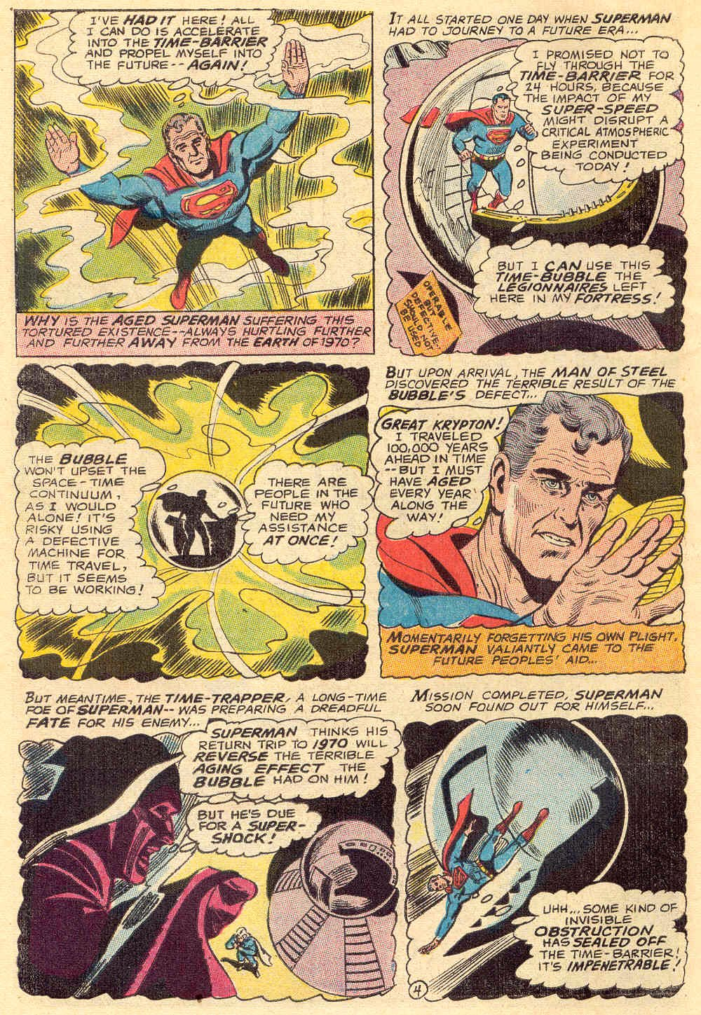 Read online Action Comics (1938) comic -  Issue #387 - 6