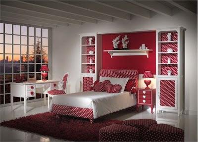 غرف نوم لاحلا بنوتات kids-room-pink-desig