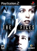 X-Files: Resist or Serve PS2