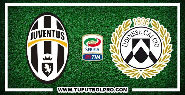 Ver Juventus vs Udinese EN VIVO Gratis Por Internet Hoy 15 de Octubre 2016