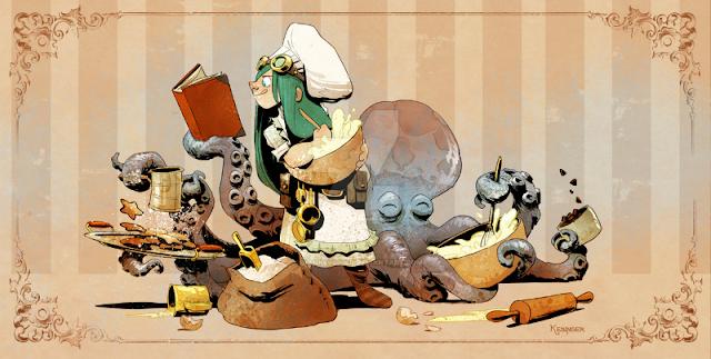 steampunk-otto-and-victoria-brian-kesinger