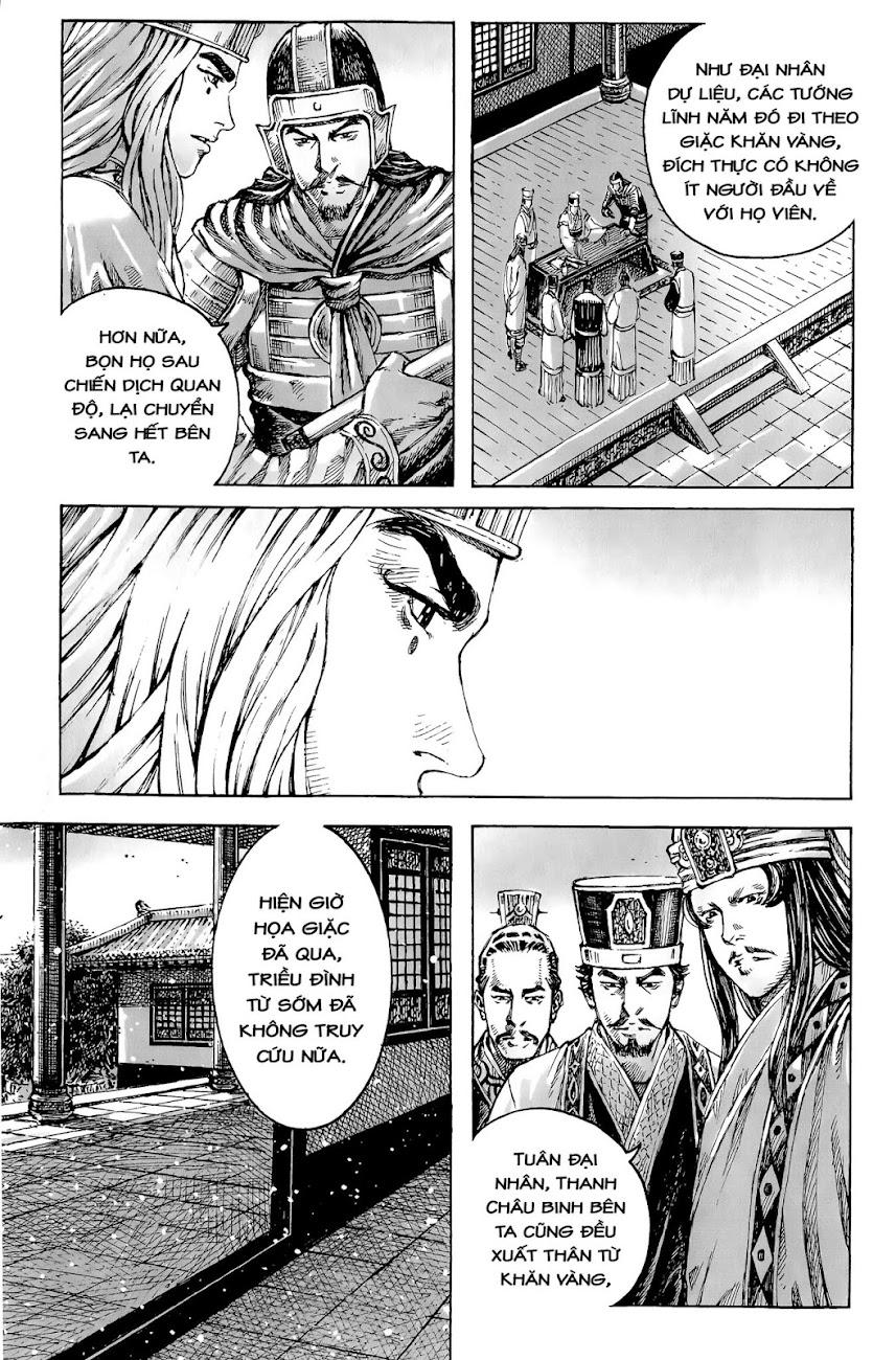 Hỏa phụng liêu nguyên Chương 423: Kế mưu chân tướng [Remake] trang 5