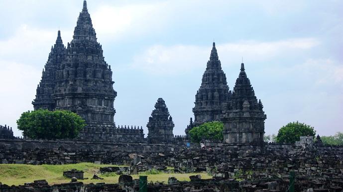 Candi Prambanan Warisan Budaya Dunia