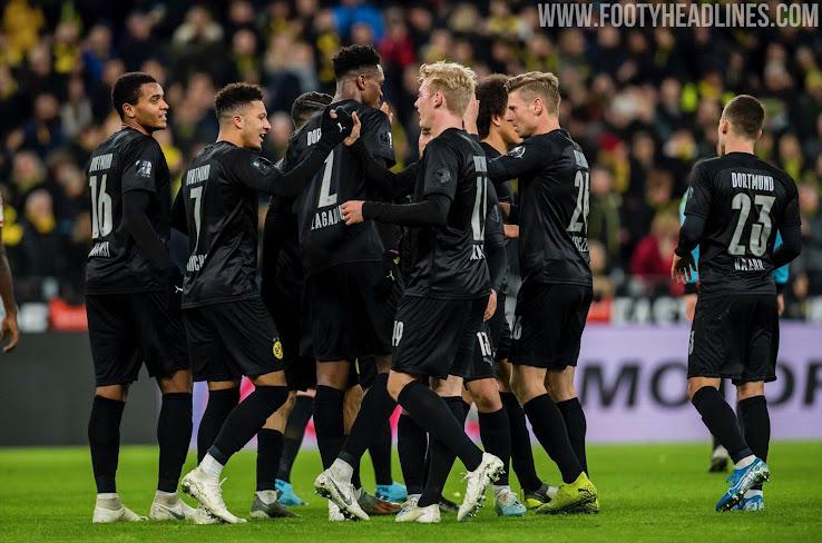 Classy Borussia Dortumd 110th Anniversary Kit Released Coal And Steel Footy Headlines