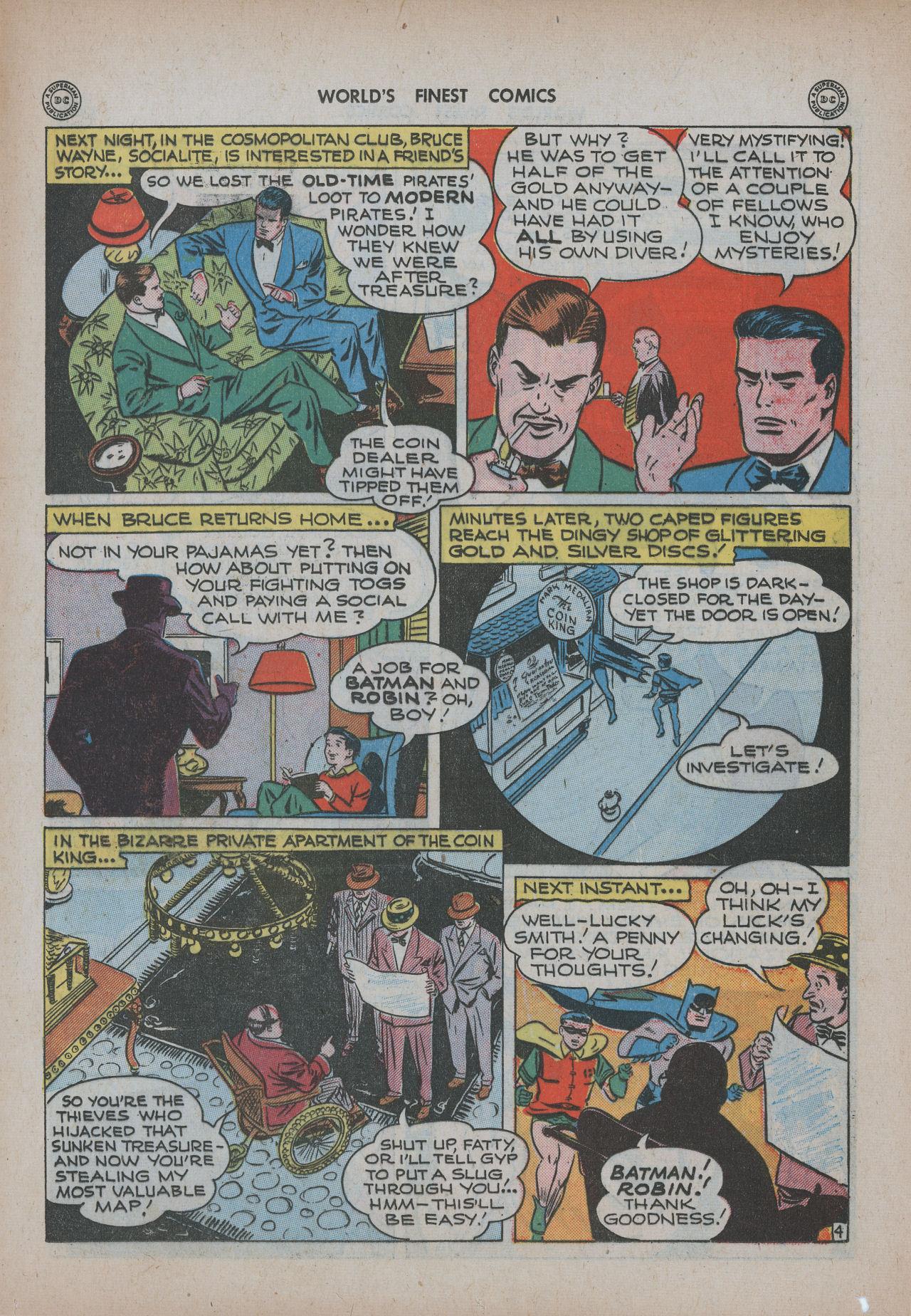Read online World's Finest Comics comic -  Issue #20 - 65