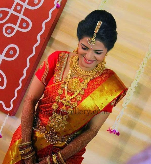 Divyadarshini Traditional Wedding Jewelry