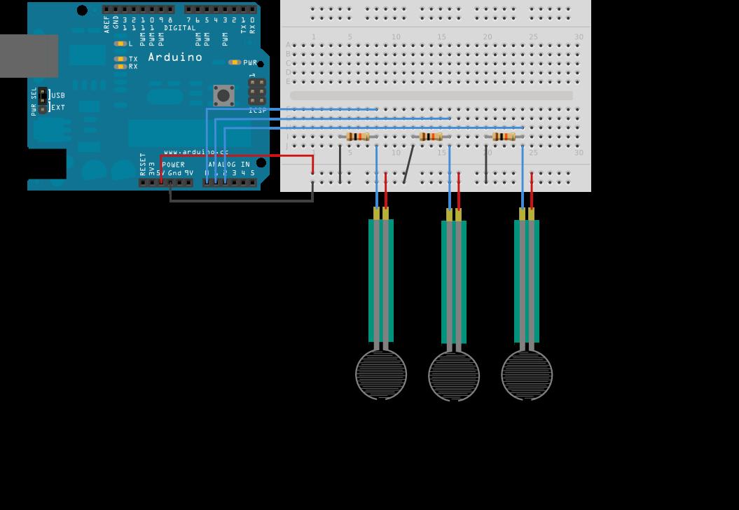Virtual color mixer arduino tutorial