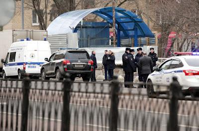 Няня - убийца 20 минут пугала москвичей отрезанной головой