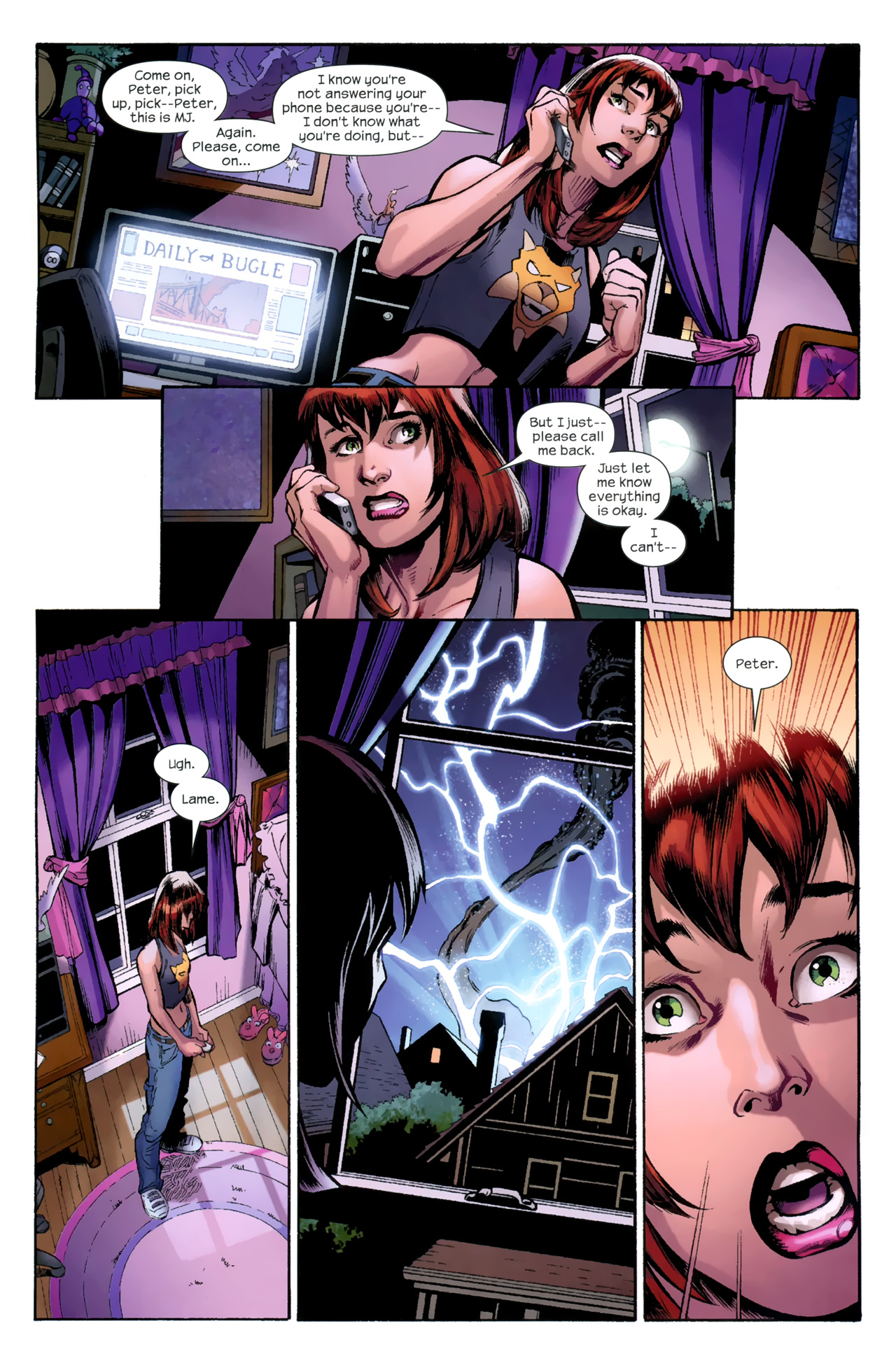 Read online Ultimate Spider-Man (2009) comic -  Issue #160 - 9