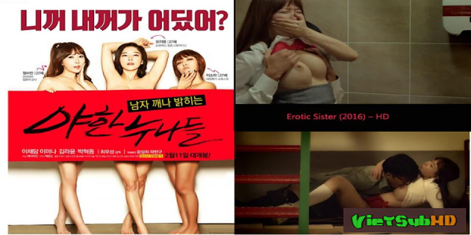 Phim Những Cô Gái Gợi Tình VietSub HD | Erotic Sister 2015