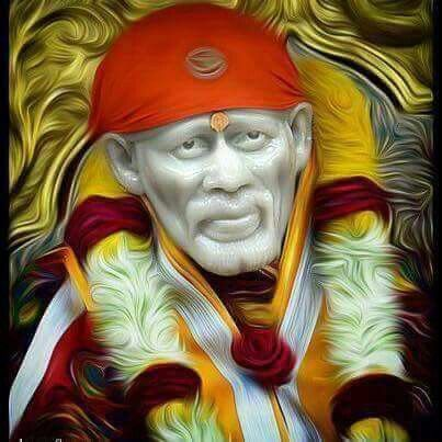 Sai Baba Photo for Whatsapp DPs