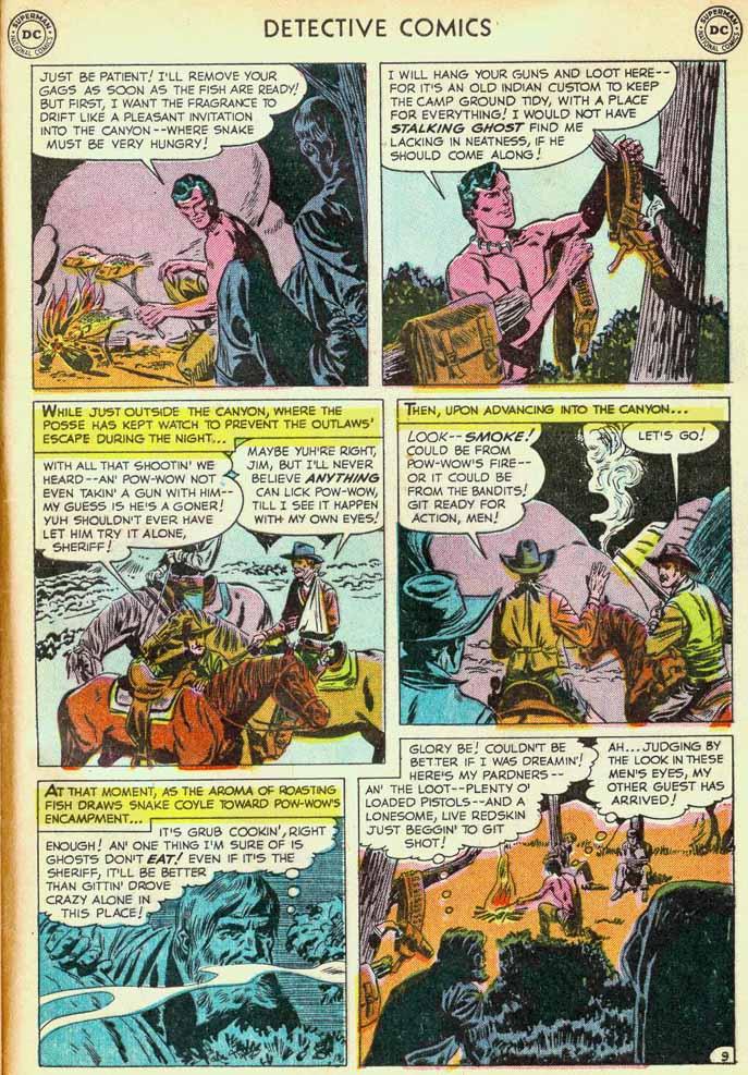Read online Detective Comics (1937) comic -  Issue #174 - 47
