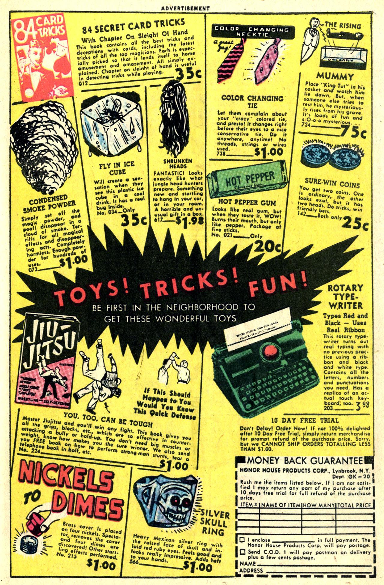 Read online Detective Comics (1937) comic -  Issue #243 - 33