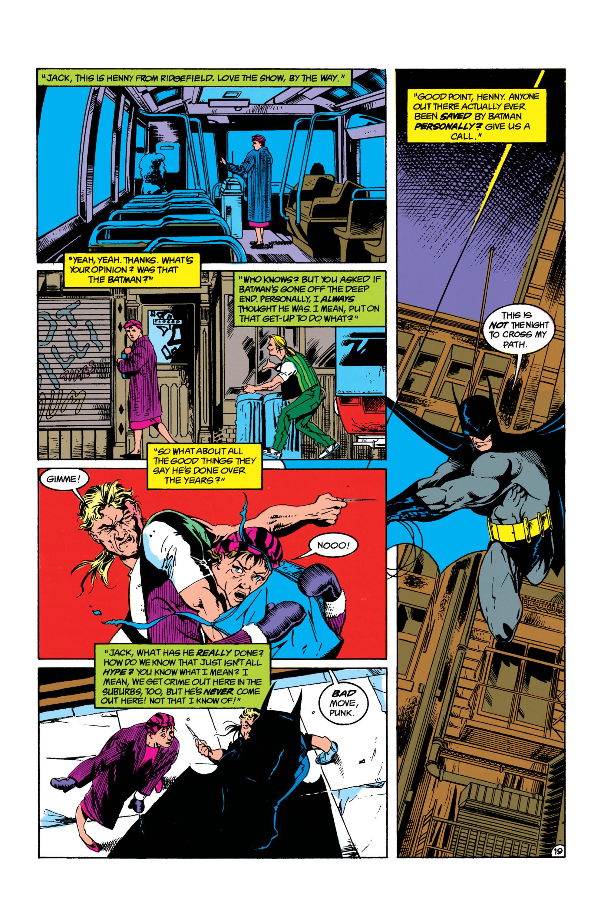 Detective Comics (1937) 622 Page 19