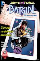 Os Novos 52! Batgirl #15