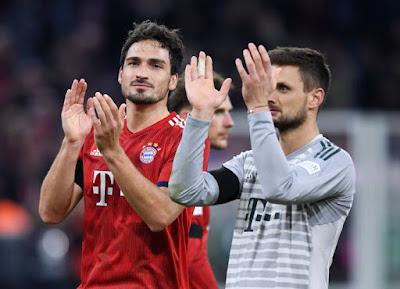 Bayern's plans at Gladbach been Hindered by Injury, illness hamper