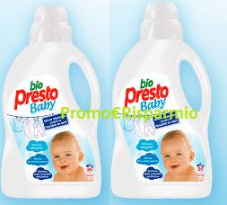 Logo Diventa una delle 500 tester di Bio Presto Baby