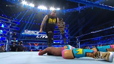 Replay: WWE Smackdown Live 23/04/2019
