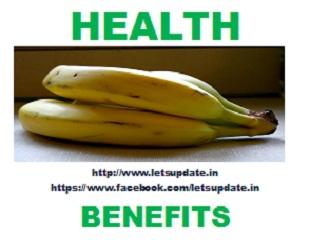 health benefits-banana-letsupdate