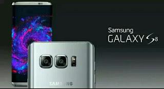 Dual camera galaxy s8