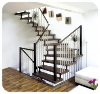 desain model tangga rumah minimalis lengkap