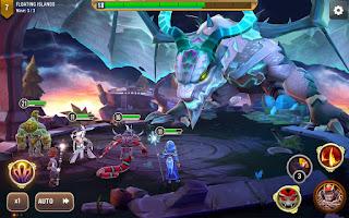 M&M Elemental guardians APK Terbaru