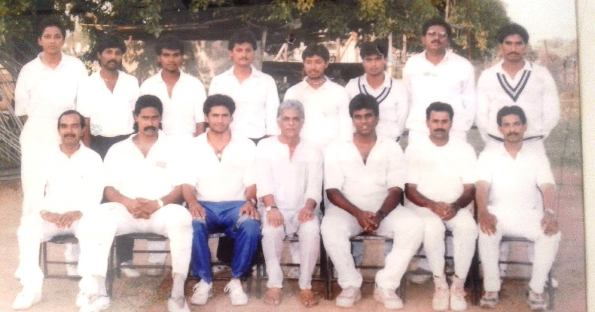 harimohan paruvu: The Marredpally Cricket Club Reunion on ...