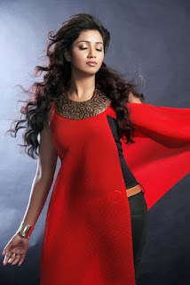 Shreya Ghoshal Indian Singer In Red Dress Hot And Sexy Photos