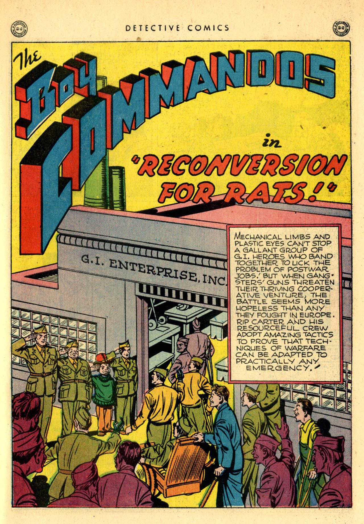 Read online Detective Comics (1937) comic -  Issue #111 - 39