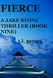 Fierce, A Jake Stone Thriller (Book Nine)