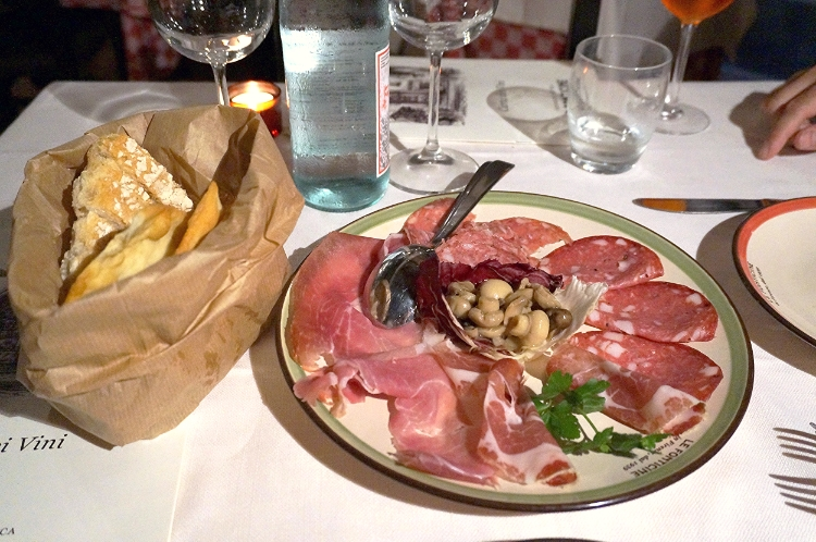 Euriental - Le Fonticine in Florence, Italy, restaurant review