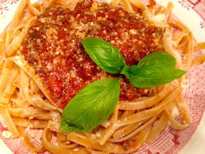 Bolognese Sauce…The Italian Way!