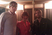 The Black Keys Threshold Recording Studios NYC